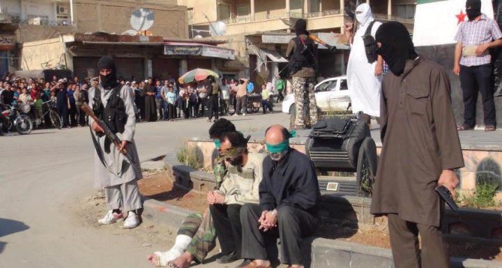 Raqqa-Execution
